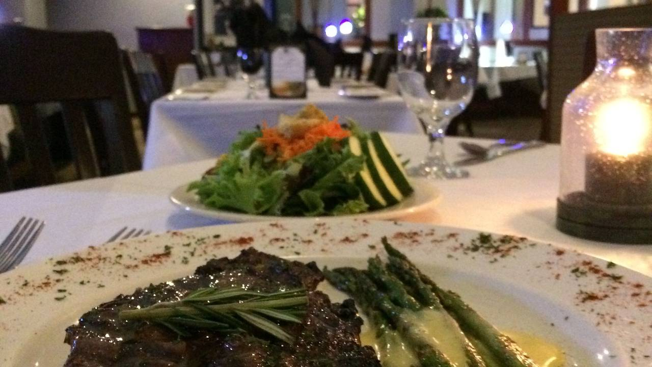 Jacob\'s on the Plaza - Doubletree by Hilton Restaurant - Tallahassee ...