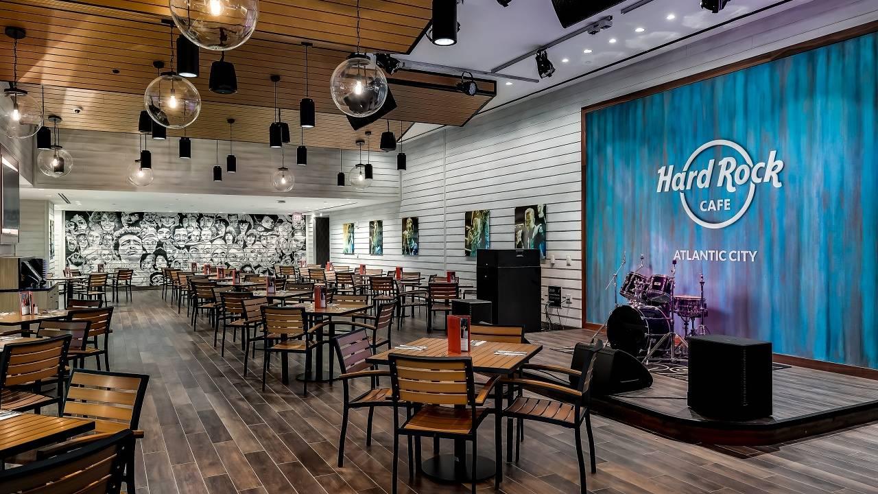 Hard Rock Cafe Atlantic City Restaurant Atlantic City