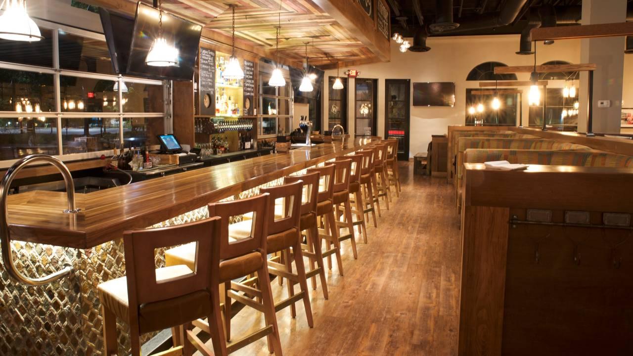Wildwood Smoke Craft Whiskey Firewheel Restaurant Garland Tx Opentable