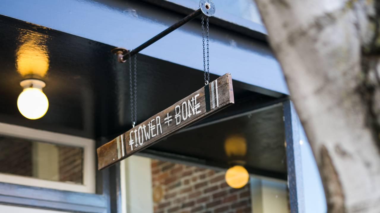 Flower Bone Restaurant Santa Rosa Ca Opentable