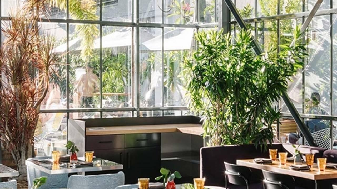 Openaire Restaurant Los Angeles Ca Opentable