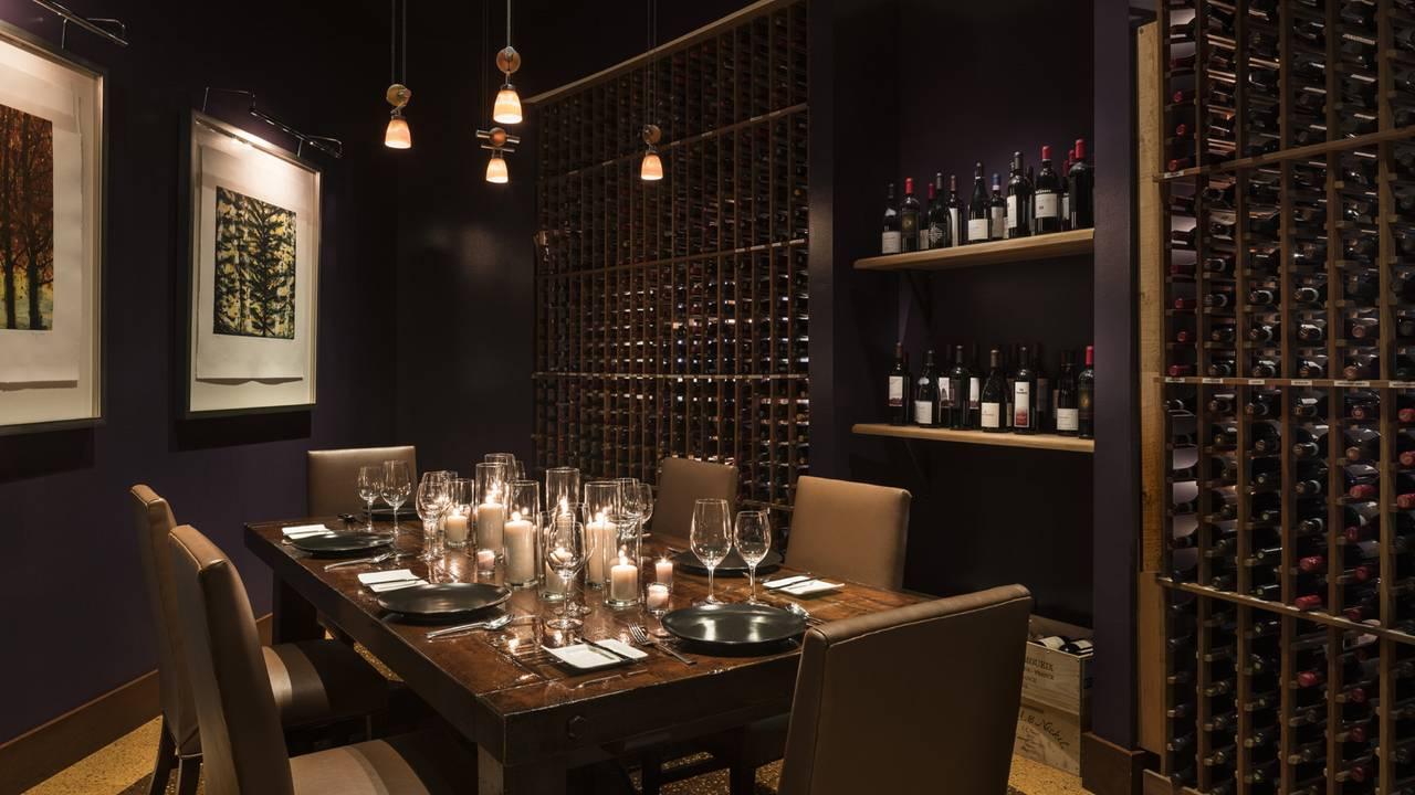 Quattro - Four Seasons Hotel - Houston Restaurant - Houston