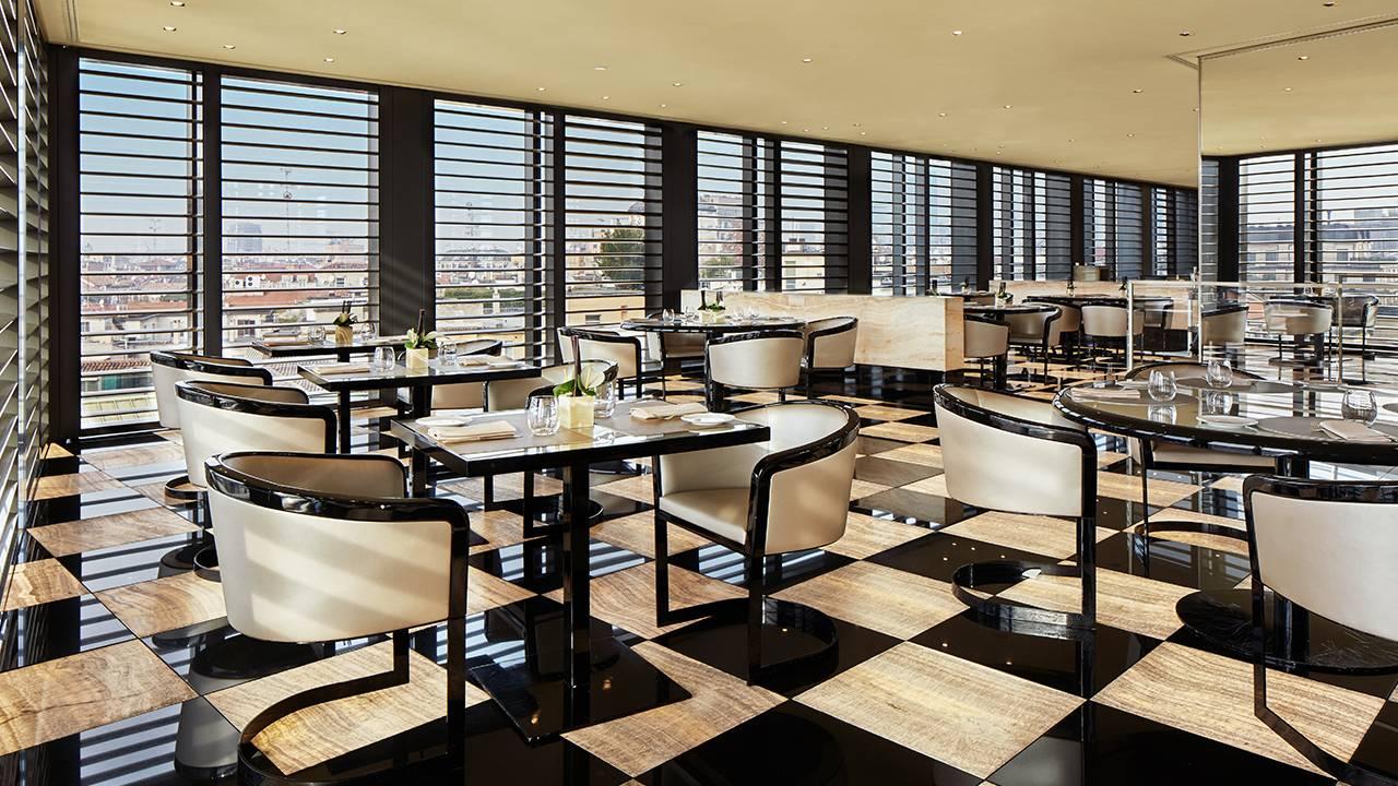Armani Ristorante Armani Hotel Milano Restaurant Milano