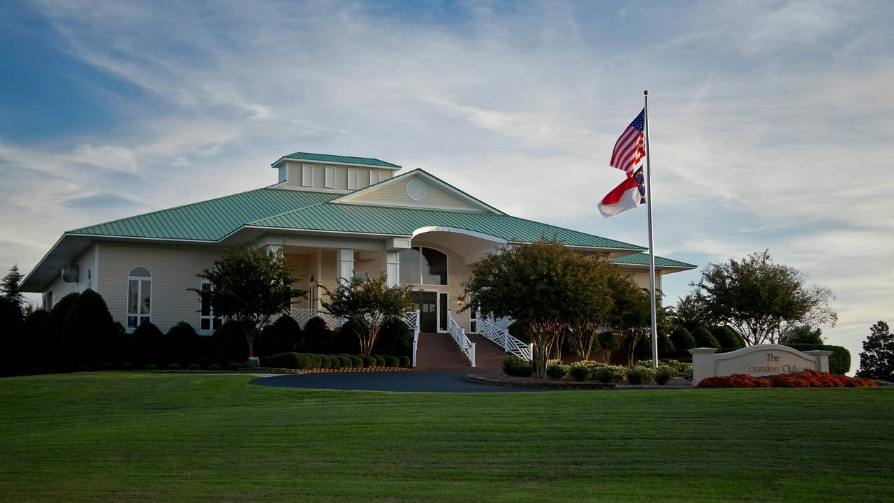 The Founders Club at The Clubs at St  James Plantation