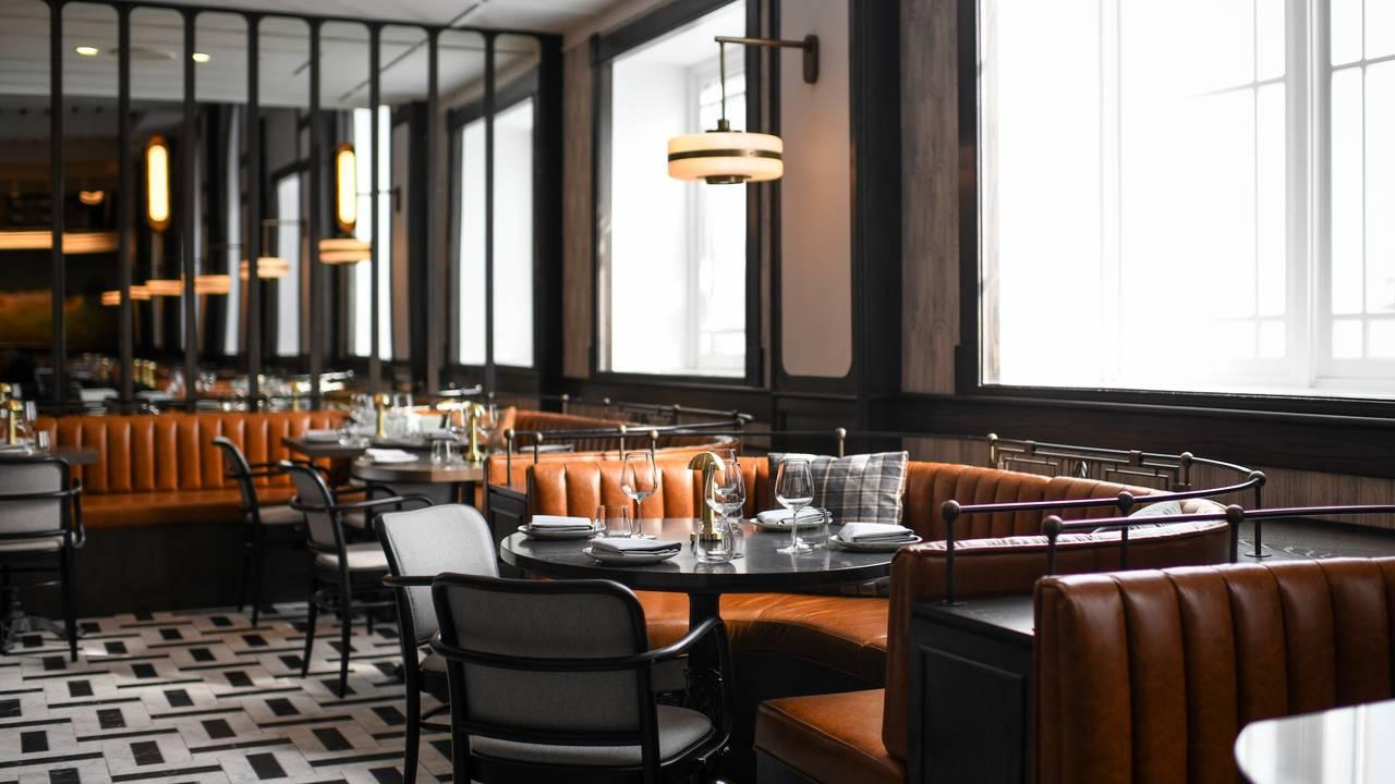 Hawthorn Dining Room And Bar Calgary