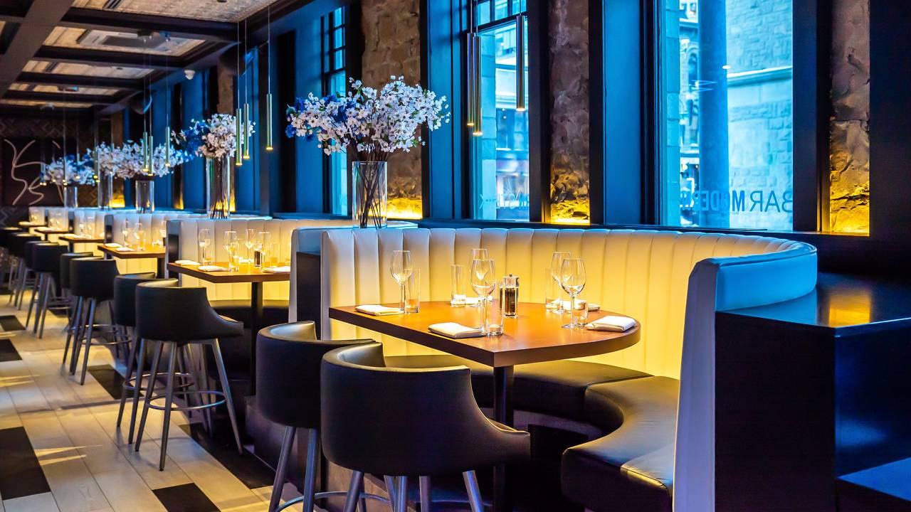 BAR MODERN Restaurant   Calgary, AB   OpenTable
