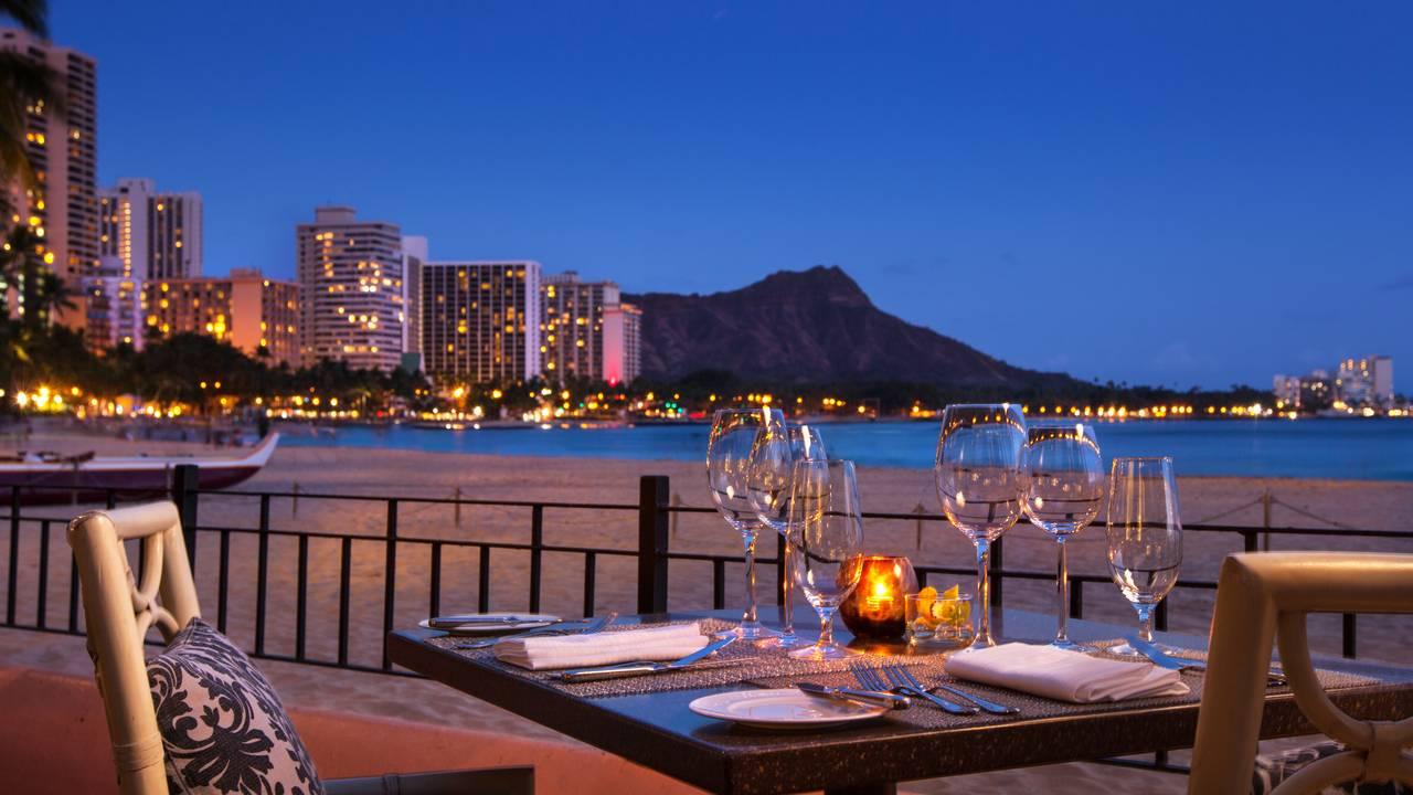 Azure The Royal Hawaiian Restaurant Honolulu Hi Opentable