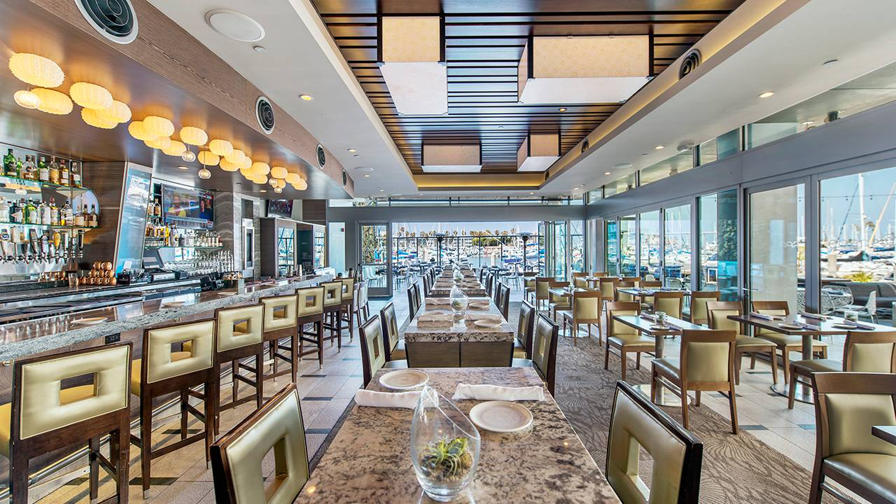 Sea Level Restaurant Shade Hotel Redondo Beach Redondo Beach Ca Opentable