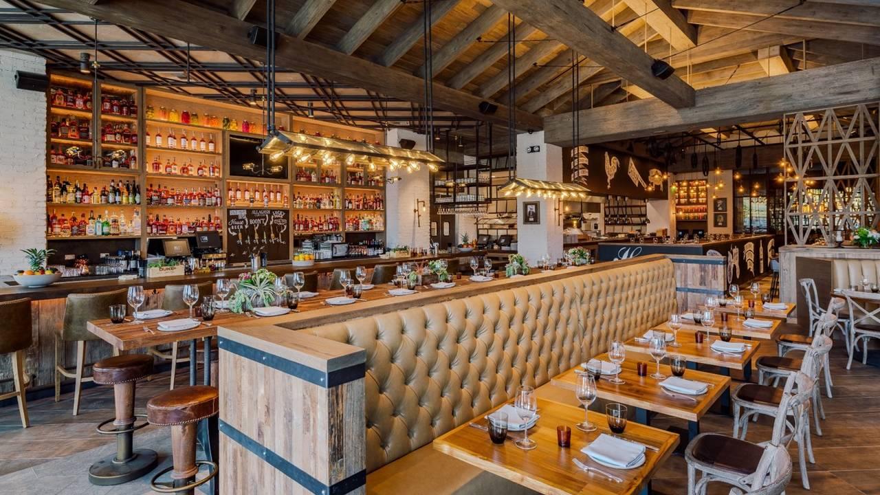 Yardbird Southern Table & Bar   Los Angeles Restaurant   Los ...