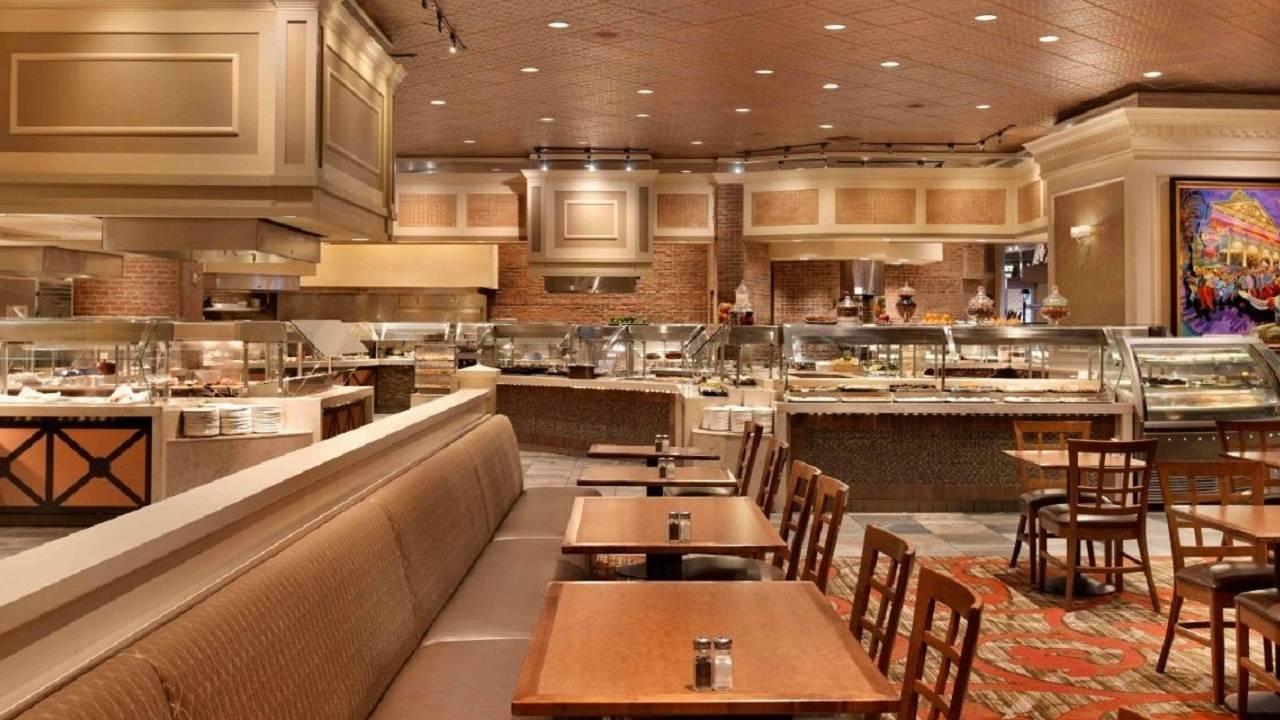 casino buffet new orleans