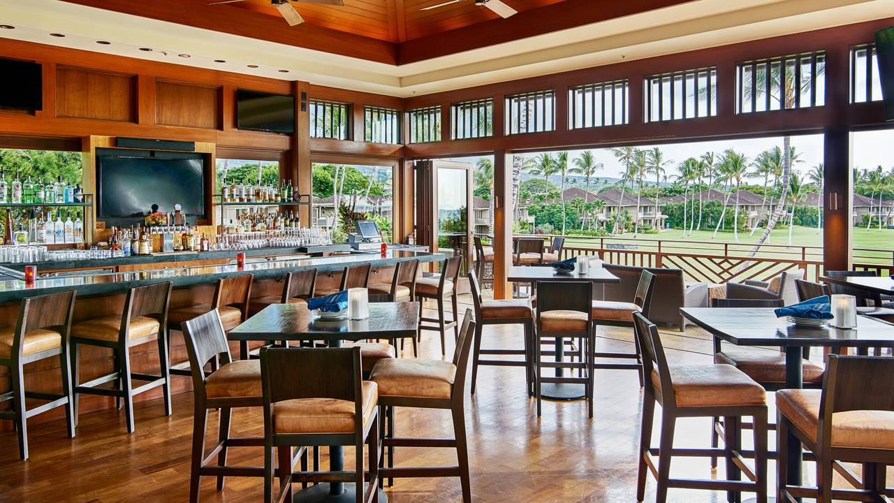 Hualalai Grille Restaurant Kailua