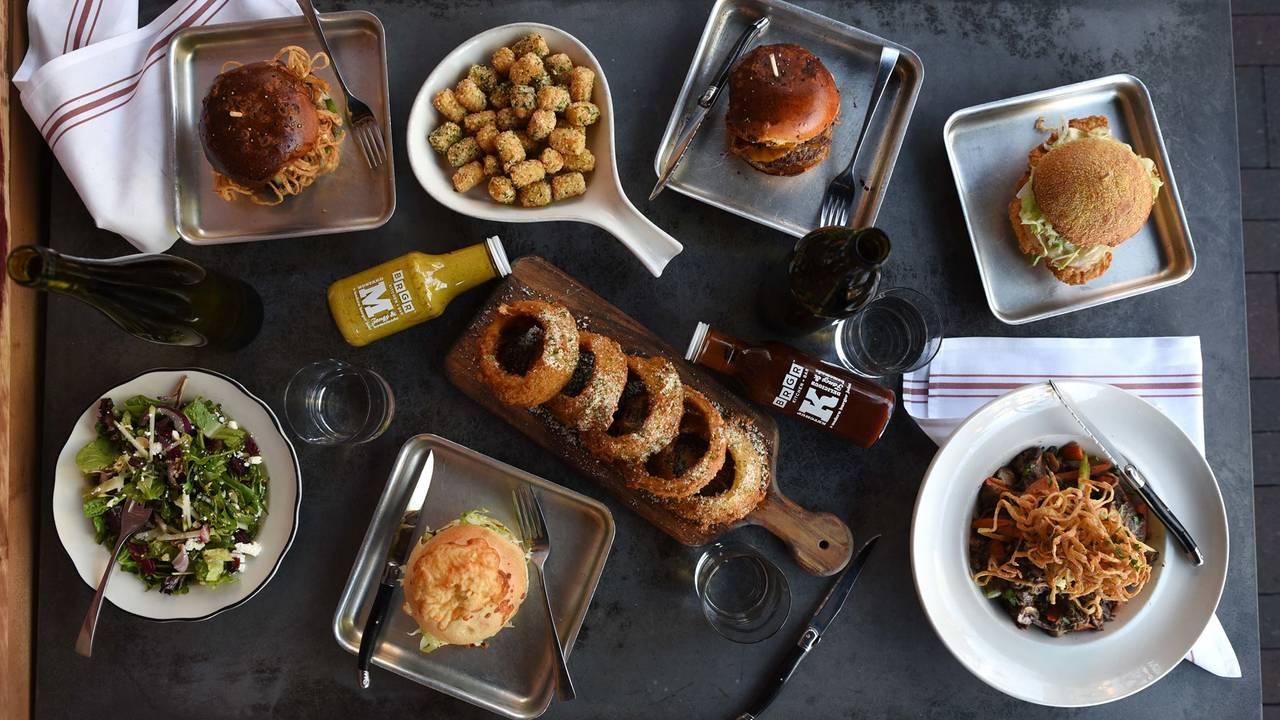 BRGR Kitchen + Bar   Power & Light Restaurant   Kansas City, MO ...