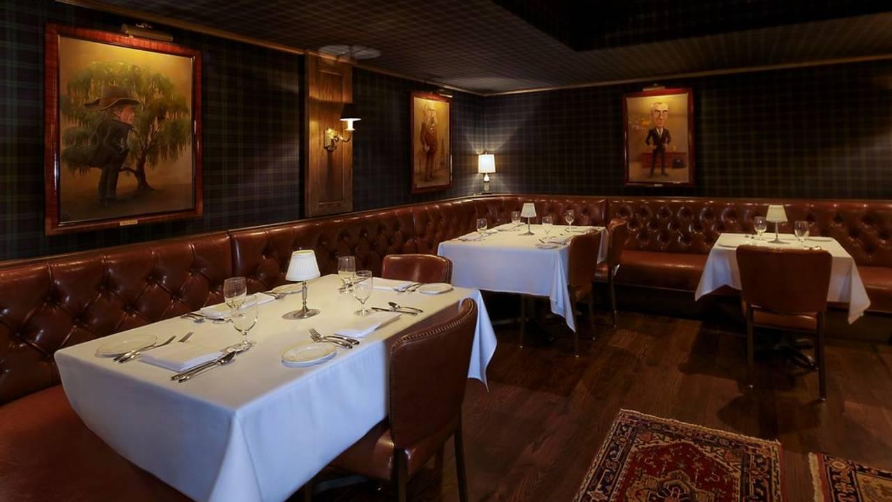 Tortoise Supper Club Restaurant Chicago Il Opentable