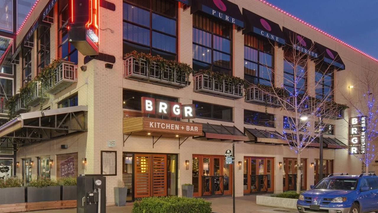 BRGR Kitchen + Bar   Power & Light   Kansas City, MO   OpenTable