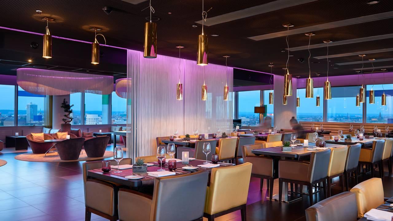 The View Skylounge & Bar Restaurant   Düsseldorf, , NW   OpenTable