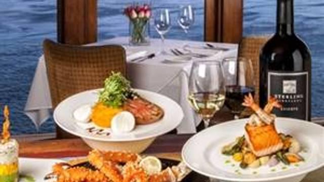 Chart House Restaurant - Monterey