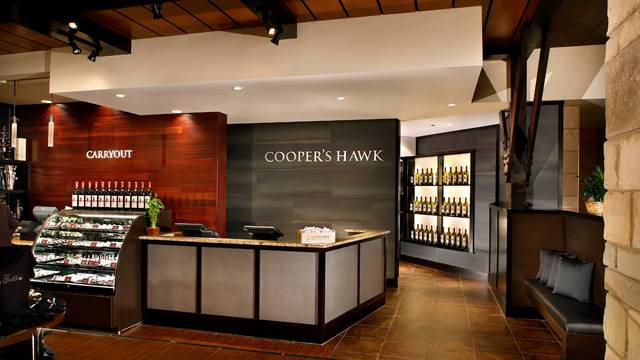 Cooper's Hawk Winery & Restaurant - Indianapolis