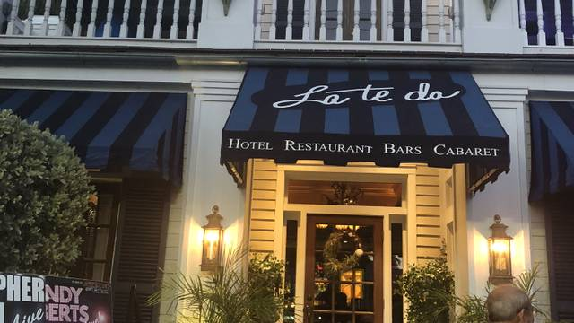 La Te Da Restaurant Key West Fl Opentable