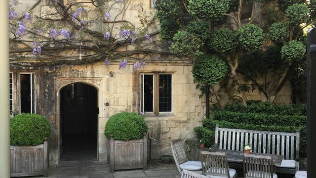 Parsonage Grill - Oxford, Oxfordshire | OpenTable