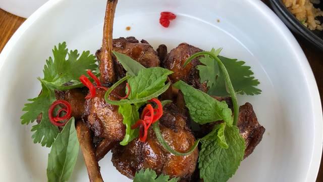 lahrer fried chicken