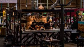 Restaurant dicker engel in essen-werden