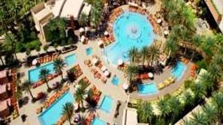 Pool Backyard - Red Rock Casino and Hotel