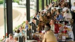Saratoga Race Course - Turf Terrace