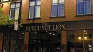 Pub Burgundy Lion
