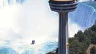 Skylon Tower Revolving Dining Room