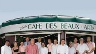Café Des Beaux-Arts