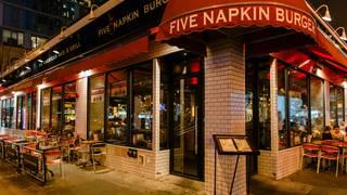 5 Napkin Burger - Hell's Kitchen