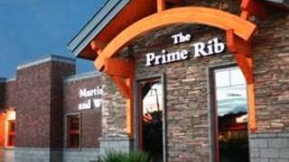 The Prime Rib Restaurant Wine Cellar