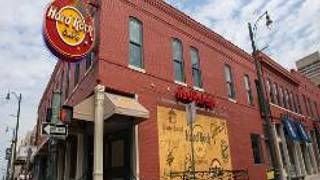 Hard Rock Cafe - Memphis