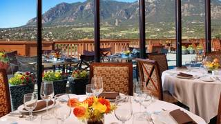 Mountain View Restaurant at Cheyenne Mountain Resort