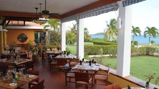 Carambola Restaurant at the Blue Horizon Boutique Resort