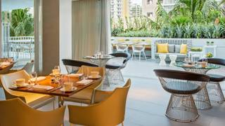Deck Sixteen - Hyatt Centric South Beach