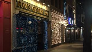 Tom's Oyster Bar Royal Oak