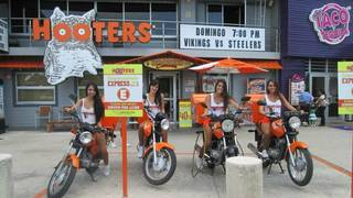Hooters Cancún - Malecon Americas