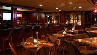 The Mahogany Room at Bar Anticipation