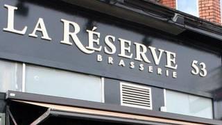 La Réserve Artisan Brasserie