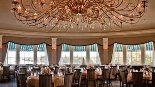 Seaview's Main Dining Room