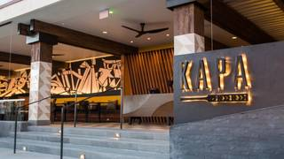 Kapa Bar Grill Marriott