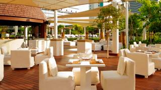 Pool Bar - Conrad Dubai