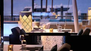 101 Dining Lounge and Marina  - One&Only The Palm