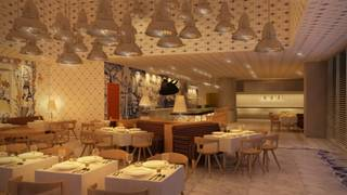 Bazaar Mar by Jose Andres at SLS Brickell - SBE