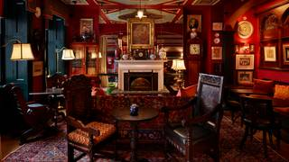 Seymour's Parlour, The Zetter Townhouse Marylebone
