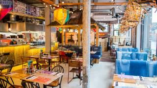 Cabana Brasilian Barbecue- Brixton