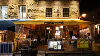 resto bar St-Amable