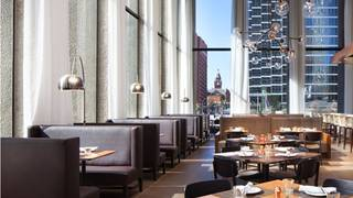Grill and Vine Restaurant at Westin Downtown Dallas