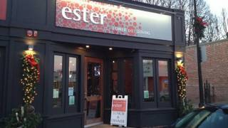 ester - Lower Dot Dining